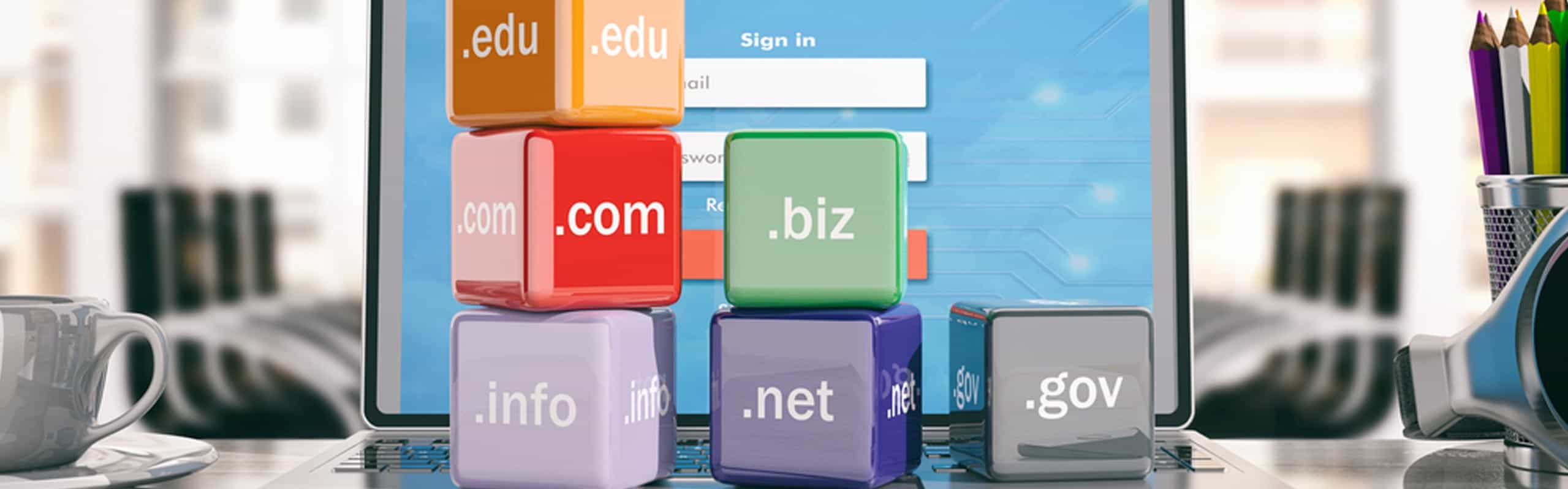 Descubre el hosting y dominio y en qué se diferencian
