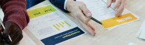 Cómo se aplican los principios contables