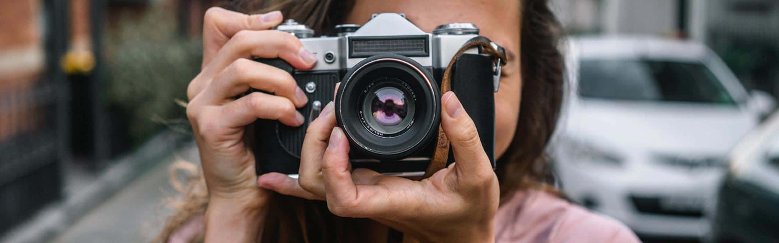 Descubre los tipos de planos que puedes hacer con una cámara de fotos
